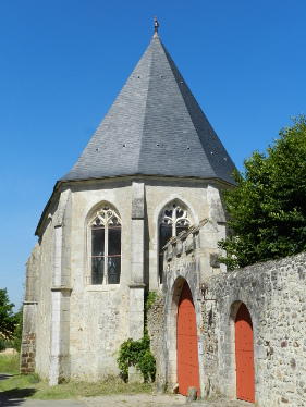 Chapelle Sainte Catherine